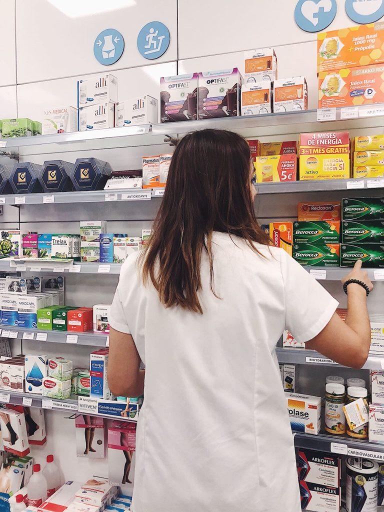 Equipo farmacia ibiza